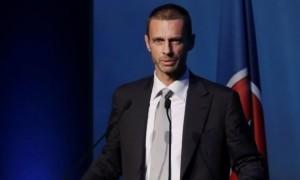 Чеферін: Ще не настав час, щоб перестати розводити Росію і Україну на жеребкуваннях