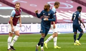 Вест Гем Ярмоленка втратив перемогу над Арсеналом у 29 турі АПЛ