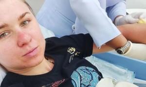Українська боксерка на мотоциклі потрапила у ДТП