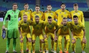 Збірна України зберегла позицію у рейтингу ФІФА