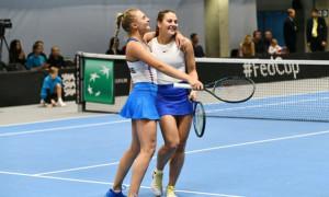 Троє українських тенісисток заявилося на турнір у Чехії