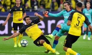 Боруссія Д – Барселона 0:0. Огляд матчу