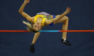 Левченко здобула золото на легкоатлетичному матчі Європа - США