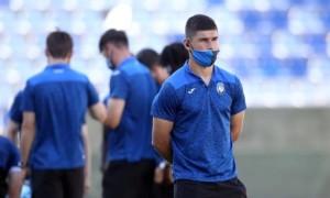 Маліновський у заявці Аталанти на матч з Реалом