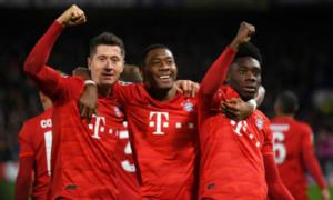 Баварія достроково стала чемпіоном. Результати матчів 32 туру Бундесліги