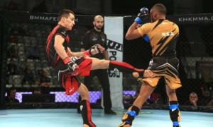 Українець став чемпіоном Європи з MMA