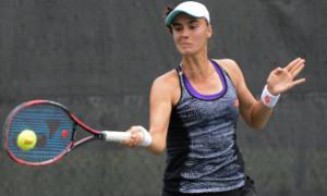 Калініна стартувала з перемоги на турнірі у Москві