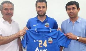 Екс-гравець Динамо перейшов у чемпіонат Узбекистану