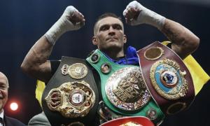 WBA прибрала Усика зі свого рейтингу