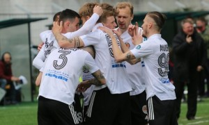 Торпедо-БелАЗ переміг Городею у 9 турі чемпіонату Білорусі