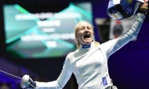 Кривицька перемогла американку на турнірі Glaive de Tallinn