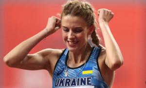 Магучіх визнали найкращою легкоатлеткою року в Україні