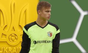 16-річний воротар Ісенко дебютує за Ворсклу в УПЛ