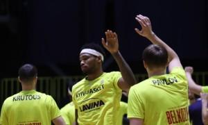 Київ-Баскет залишив американський баскетболіст