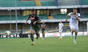 Верона - Наполі 0:2. Огляд матчу