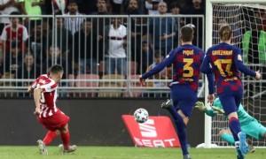 Барселона - Атлетіко 2:3. Огляд матчу