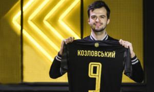 Козловський залишив клубу рідного батька