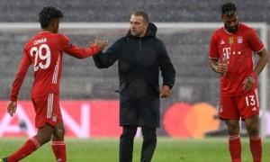 Коман: Баварія впевнена у проході ПСЖ