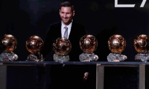 France Football не вручатиме Золотий м'яч у 2020 році