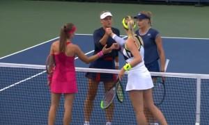 Костюк та Ястремська перемогли сербську пару та вийшли до 1/8 парного турніра US Open