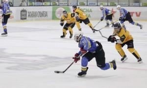Білий Барс обіграв Дніпро в УХЛ