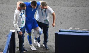 Лікарі заборонили Бєсєдіну летіти на матч Україна - Англія