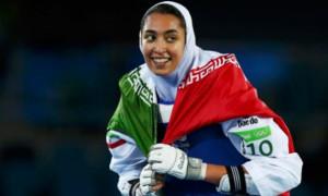 Єдина олімпійська призерка відмовилась виступати за Іран