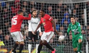 Дербі – Манчестер Юнайтед 0:3. Огляд матчу