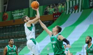 Марченко перейшов до БК Одеса