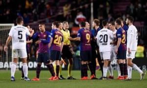 Барселона програла Валенсії у фіналі кубка Іспанії