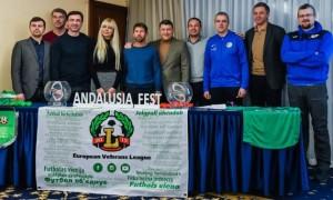В Іспанії відбудеться найбільший в історії футбольний турнір Andalusia Fest, організований українцями