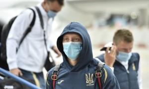 Гравець збірної України облаяв журналістів