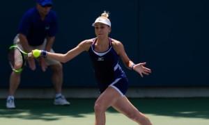 Надія Кіченок перемогла у першому колі парного турніру в Осаці
