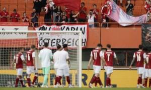 Австрія - Словаччина 0:0. Огляд матчу