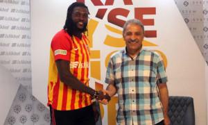 Адебайор перейшов до турецького клубу