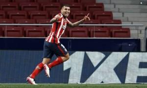 Атлетіко - Реал Сосьєдад 2:1. Огляд матчу