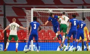 Збірна Англії розгромила Ірландію у контрольному матчі