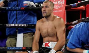 Ковальова відсторонили від боксу на два місяці