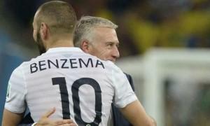 Бензема у заявці збірної Франції на Євро-2020