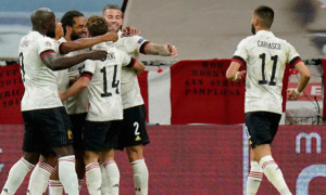 Данія - Бельгія 0:2. Огляд матчу