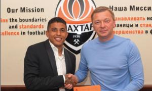 Додо підписав новий контракт з Шахтарем