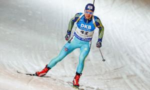 П'ять українських біатлоністів потрапили до госпіталю