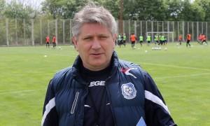 Ковалець став новим головним тренером Чорноморця