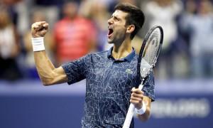 Джокович здолав Федерера та став першим фіналістом Australian Open