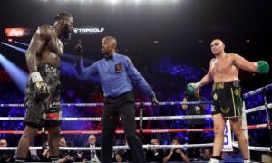 У WBC зробили важливу заяву про бій Ф'юрі проти Вайлдера