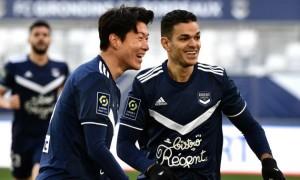Бордо переміг Анже у 21 турі Ліги 1