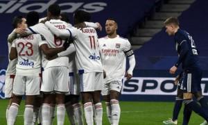 Ліон дотиснув Бордо у 22 турі Ліги 1