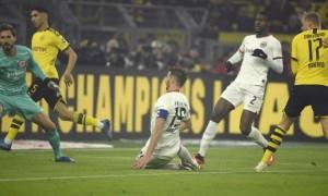 Боруссія Д розгромила Айнтрахт у 22 турі Бундесліги