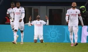 Ліон знищив Сент-Етьєн у 21 турі Ліги 1