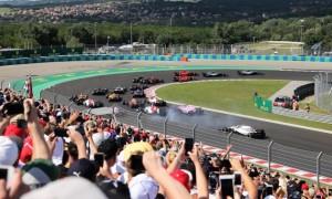 Етап в Угорщині продовжив контракт з Формулою-1
